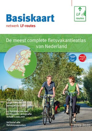 Basiskaart netwerk LF-routes