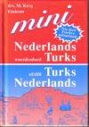 Turks/ned En Ned/turks Miniwoordenboek