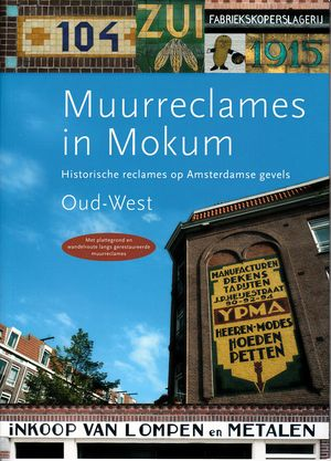 Muurreclames In Mokum