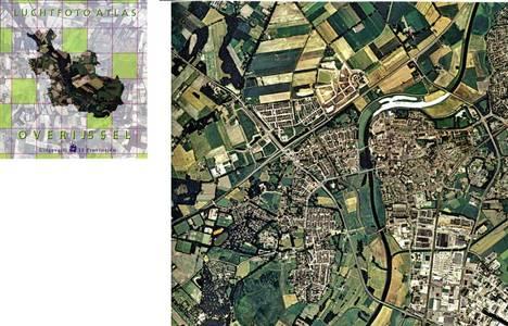 Luchtfoto Atlas Overijssel