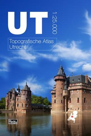Geb. Top. Atlas Utrecht 1:25.000
