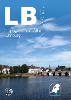 Geb. Top. Atlas Limburg 1:25.000