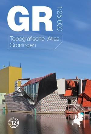 Groningen Topo Atlas 1:25.000 12p