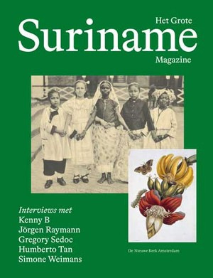Het grote Suriname magazine