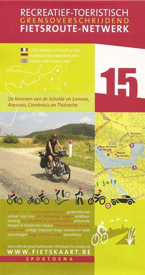 Scheldt Somme Sources 15 Biking Hiking M