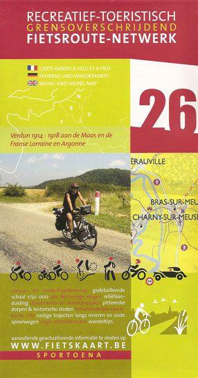 Verdun 19141918 Meuse 26 Biking Hiking M