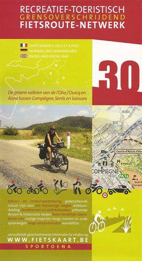 Compigne Senlis Soissons 30 Biking Hikin
