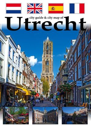 City guide & city map of Utrecht