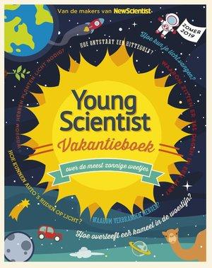 Young Scientist vakantieboek - Zomereditie 2019 - over de meest zonnige weetjes