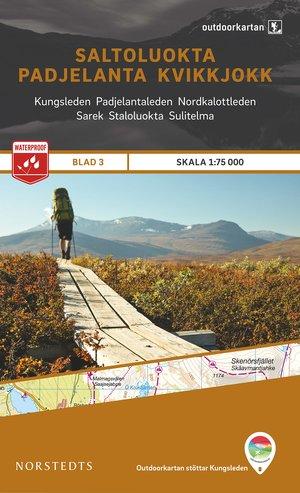 Saltoluokta / Padjelanta / Kvikkjokk outdoor fjäll