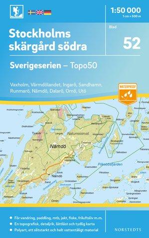 Stockholms skärgård södra