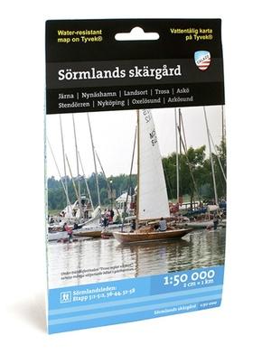 Sormlands Skargard 1:50.000
