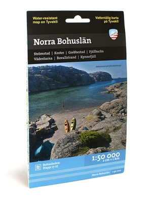 Norra Bohuslan 1:50.000
