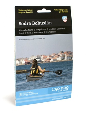 Sodra Bohuslan 1:50.000
