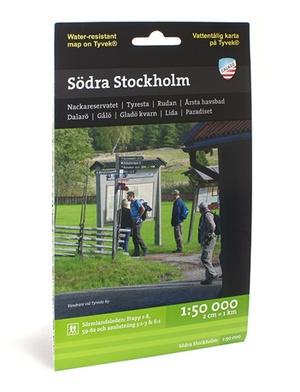 Sodra Stockholm 1:50.000