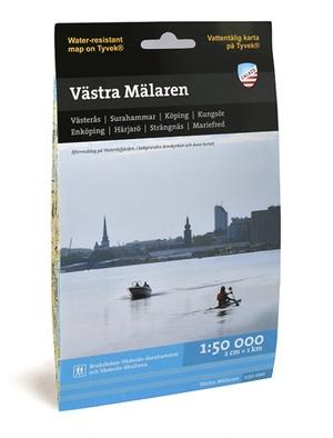 Vastra Malaren 1:50.000