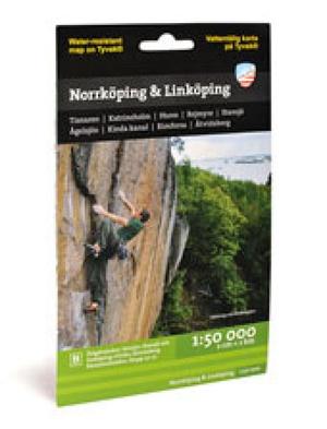 Norrkoping & Linkoping 1:50.000
