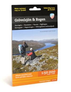 Grovelsjon & Rogen 1:50.000