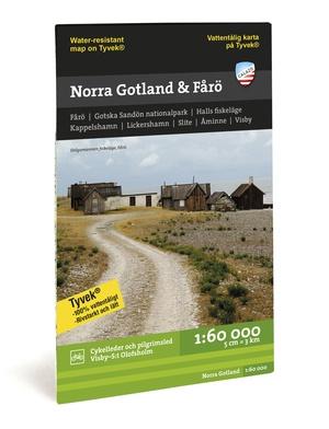 Norra Gotland 1:60.000