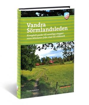 Vandra Sormlandsleden Wandelgids