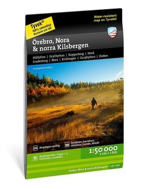 Örebro, Nora & norra Kilsbergen