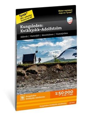 Kungsleden: Kvikkjokk–Adolfström