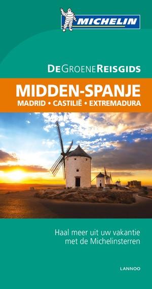 Midden-Spanje Micheling Groene reisgids