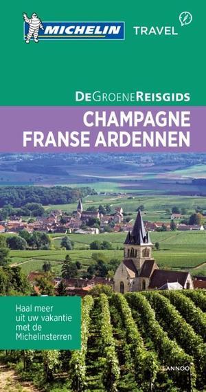 Michelin Champagne, Franse Ardennen Groene Gids