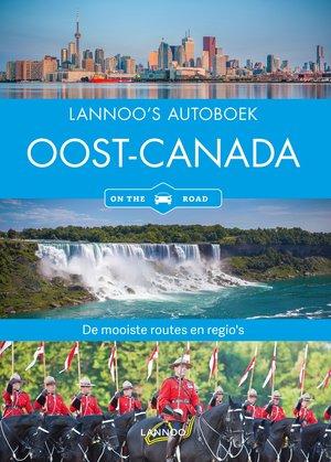 Canada-Oost autoboek - on the road