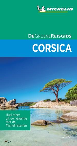 Corsica Michelin Groene Gids