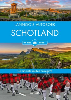 Lannoo's Autoboek - Schotland on the road