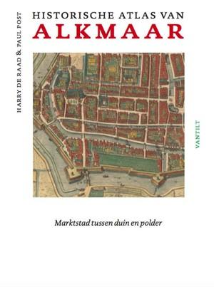 Historische atlas Alkmaar