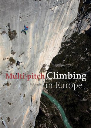 Multi-pitch climbing in Europe