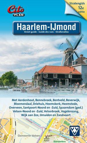 Citoplan stratengids Haarlem-IJmond ringband