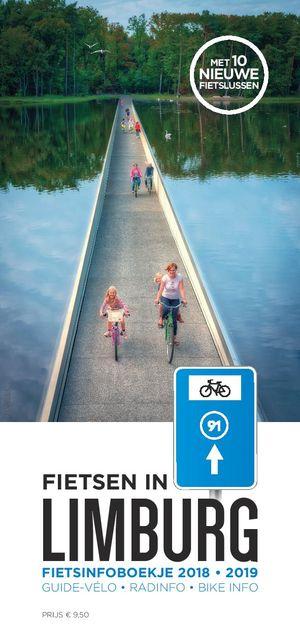 Limburg fietskn. kaart 2018-2019 + infoboek