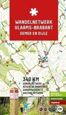 Demer & Dijle wandelnetwerk Vlaams-Brabant