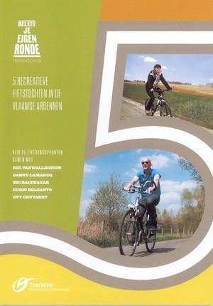 Beleef je eigen Ronde 5 recr..fiettochten in Vl..Ardennen