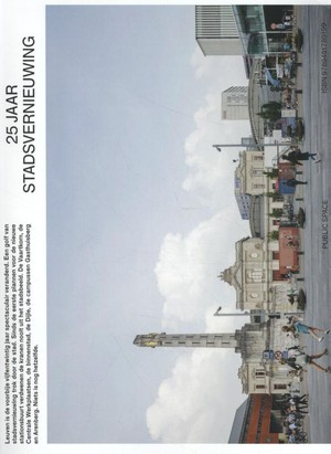 Leuven, 25 jaar Stadsvernieuwing