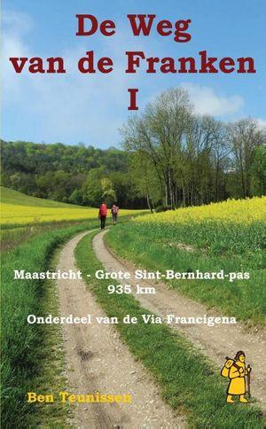De Weg Van De Franken Deel 1 Maastricht - Grote Sint Bernhard pas - 935km