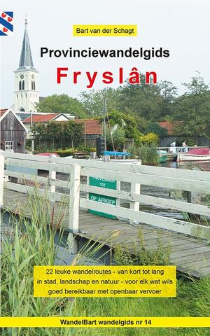 Provinciewandelgids Fryslân