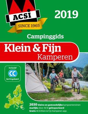 ACSI Klein & Fijn Camperen Gids 2019 + app