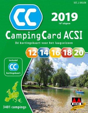 ACSI CampingCard 2019 set 2 delen