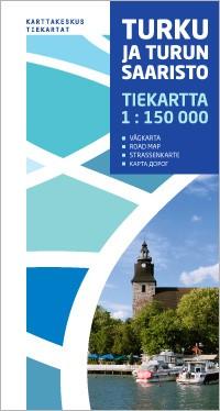 Turku Regio En Eilanden 1:150d