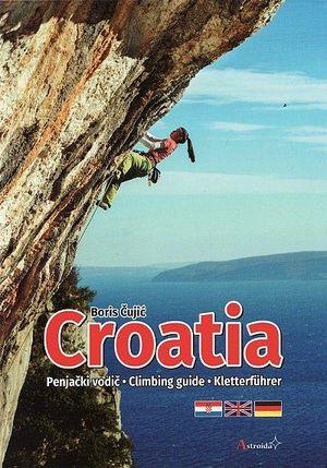 Kroatien climbing guide