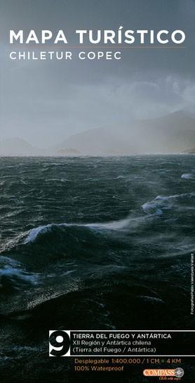 09 Chile Tierra Del Fuego 1:400.000
