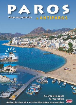 Paros & Antiparos Toubis Engelse Ed.