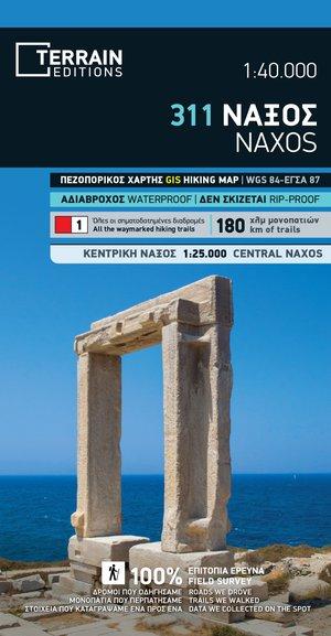 Naxos Terrain Maps