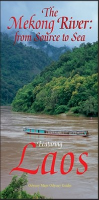 Mekong River: From Source To Sea Featuring Laos