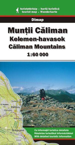 Caliman Mountains/muntii Caliman 1:60d