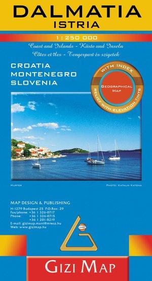 Dalmatia, Istria